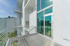 Commercial Balcony Railing Project