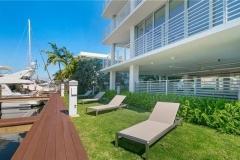 Epulum Modern Waterfront Railing | Fort Lauderdale, FL