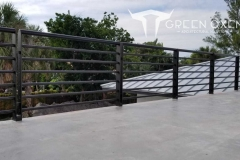 Residential Balcony Railing Project
