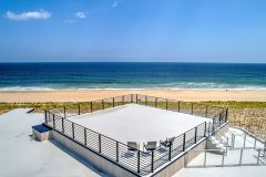 Oceanfront Residential Deck Railing Project
