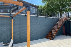 Residential Deck and Stair Railing Project