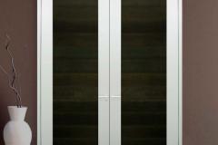 Modern Aluminum Custom Double Door