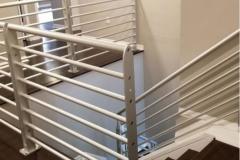 Condominium Stair Railing |  Fort Lauderdale, Florida
