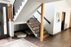 Green Oxen Stair Railing
