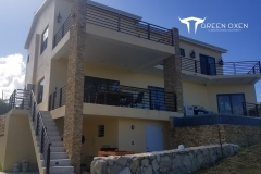 Residential Stair Railing | Island of Antigua
