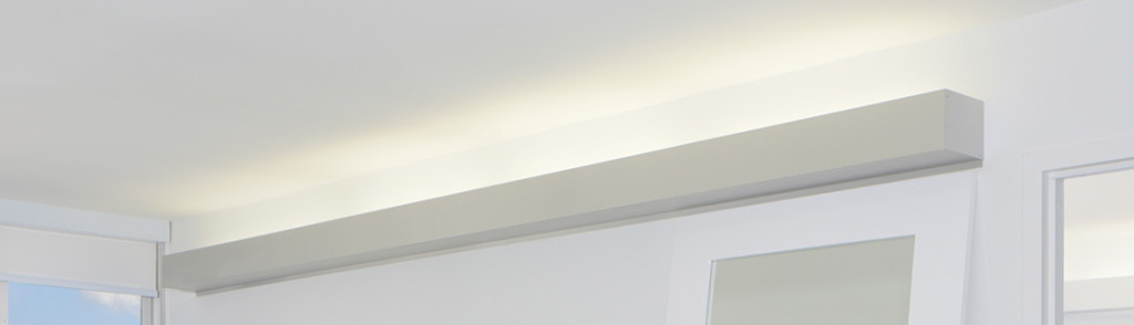 modern indirect wall lighting