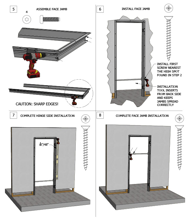 koli door instructions step 9