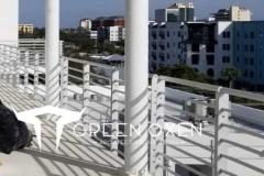 Condo Balcony Railing | Fort Lauderale, Florida