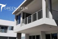 Condominium Horizontal Balcony Railing | Sarasota, Florida