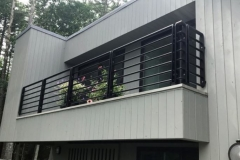 Epulum Residential Balcony Railing | Albany, New York