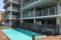 Commercial Balcony Railing | Fort Lauderale, Florida