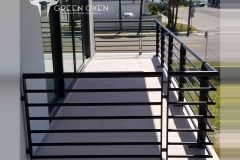 Condominium Balcony Railing | Cocoa Beach, Florida