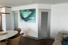 Modern Aluminum Custom Door