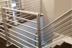 Condominium Stair Railing |  Fort Lauderdale, Florida